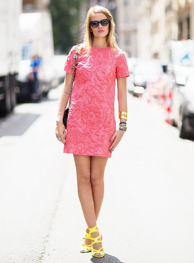 7 color combinations to try with your shoes dresses