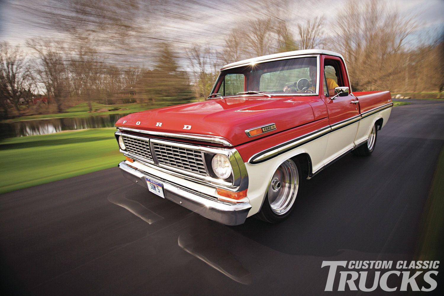 1969 Ford F100 Rat Rod Interior Google Search Classic Trucks