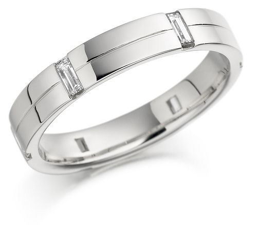 Bien Diamond Wedding Ring XD728