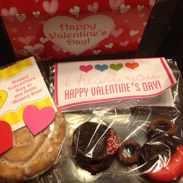 Jonahs Surprise V Day Snacks Thanks For The Inspiration