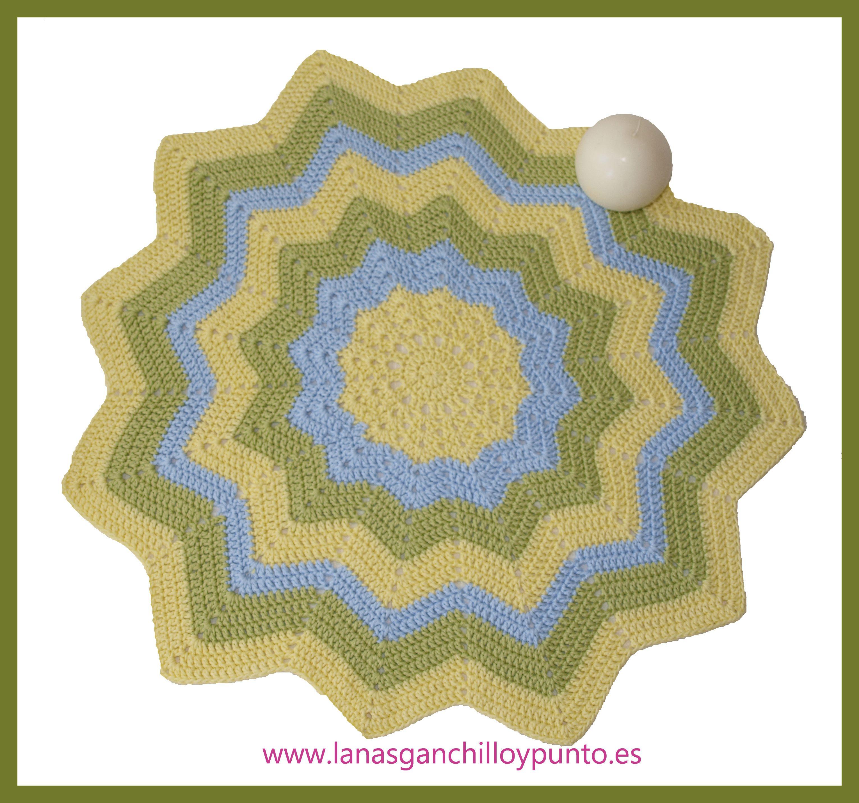 patrón arrullo de bebé | Mantas de crochet | Pinterest | Patrón de ...