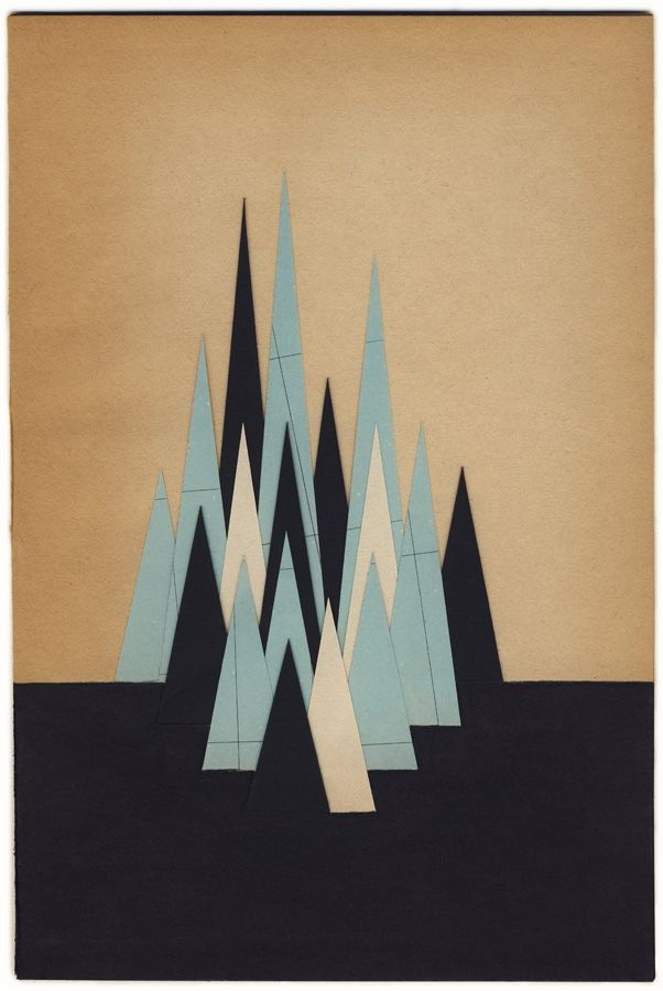 Louis Reith Print 1- Untitled by Louis Reith on Little Paper Planes