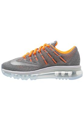 AIR MAX 2016 - Demping hardloopschoenen - cool grey reflective silver total  orange  f14d62ebeba43