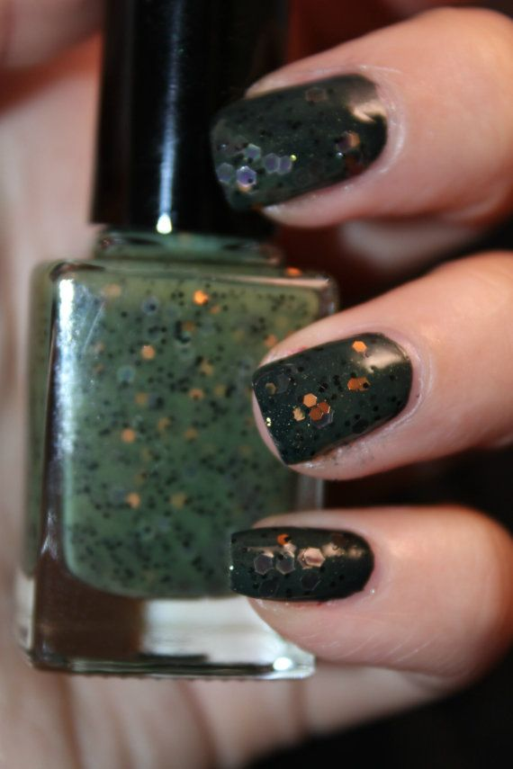 Rhaegal Game of Thrones inspired Nail Polish by FandomCosmetics ...