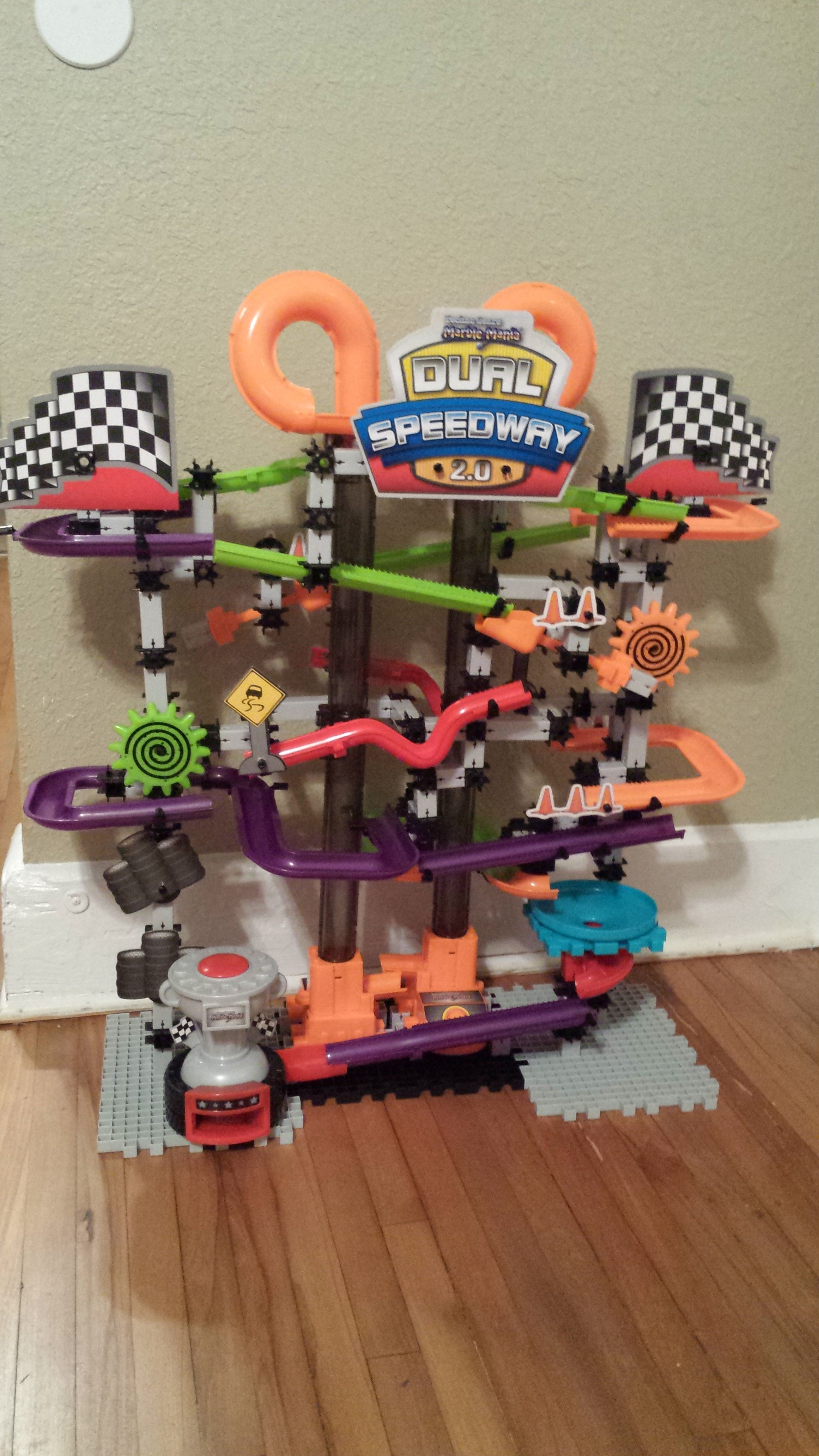 Techno Gears Marble Mania Dual Speedway 2 0 Review marblemania