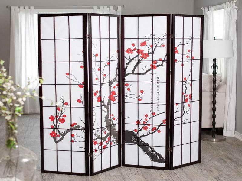 Shoji screen ikea for stylish divider japanese shoji for Stylish room dividers