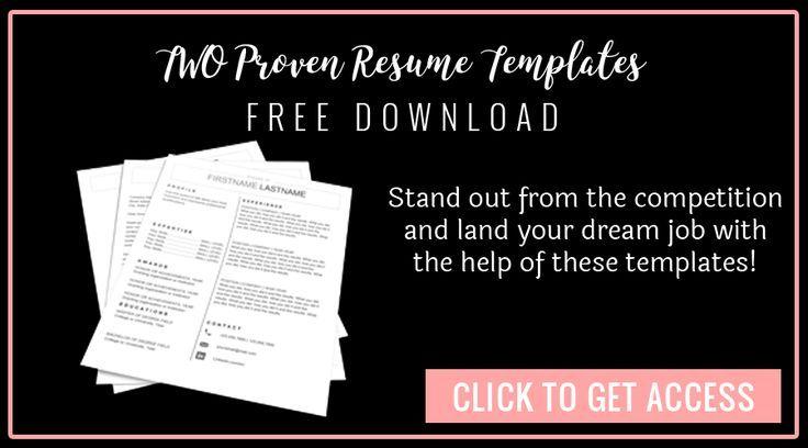 Resume Tips  The 13 Best-Kept Resume Secrets Classy Career