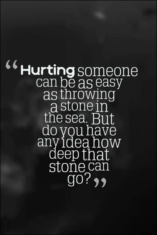 10 Quotes About Hurt Feelings & Emotions