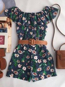 bb4b5284f Compre Macacão - Moda Feminina na loja Estação Store com o menor preço e  ande sempre na moda.