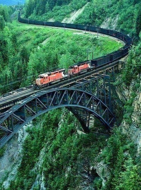 Pin by Bryant Benjamin on 電車・線路・鉄橋 Canadian pacific