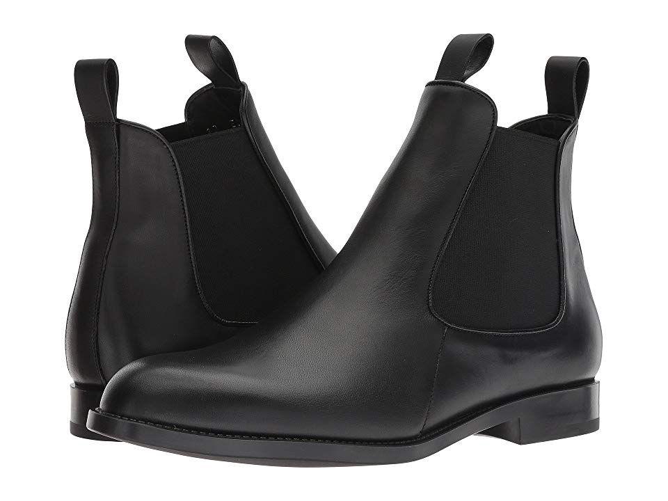446c8741a2 Z Zegna Chelsea Boot Men's Boots Black | Products | Shoes, Boots ...