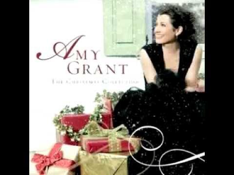 Christmas Music: Amy Grant - Grown Up Christmas List | Amy grant, Christmas music, Christmas ...