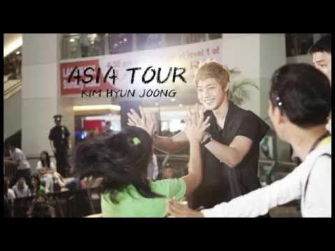 KIMHYUNJOONG (김현중) - Asia tour