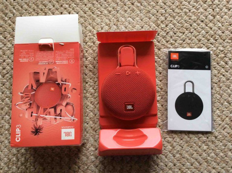 Jbl Clip 3 Speaker Review Features Wireless Speakers Bluetooth Jbl Waterproof Bluetooth Speaker