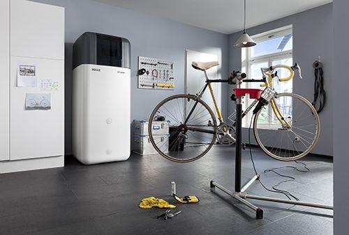 PAC Alféa Extensa Duo + Atlantic Pompes à chaleur Basse - pompe a chaleur pour maison