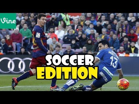 Best Soccer Vines Compilation ► Beat Drop Vines Compilation [ Skills, Goals, Tricks] - YouTube