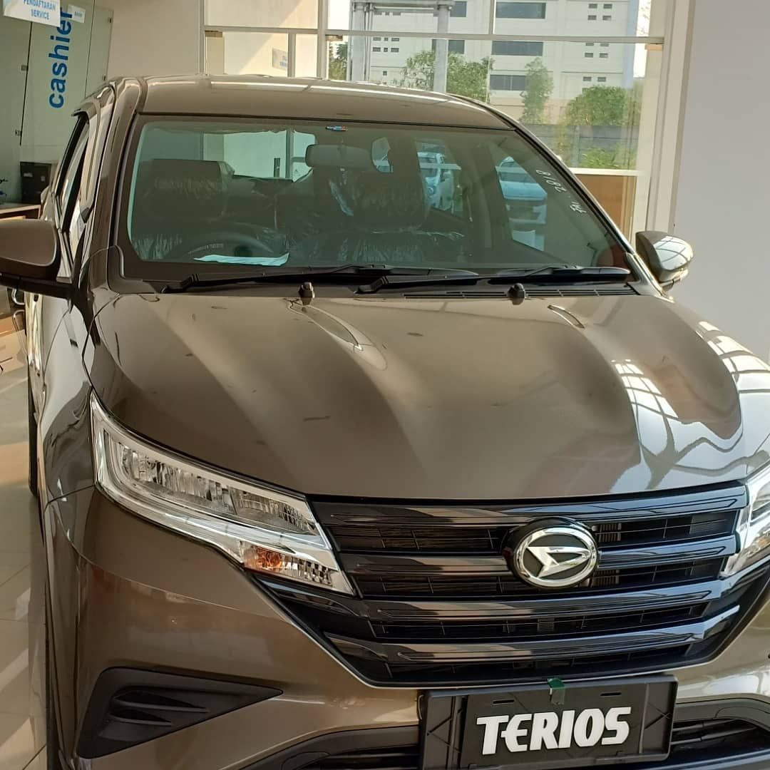Unit Terios Sisa Stock 2018 Readyyy 3unit Lagiii Tipe Rmt