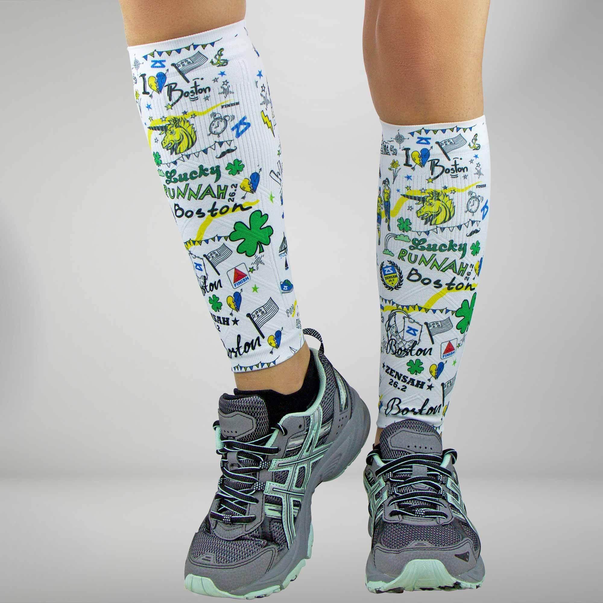 Boston compression leg sleeves compression leg sleeves