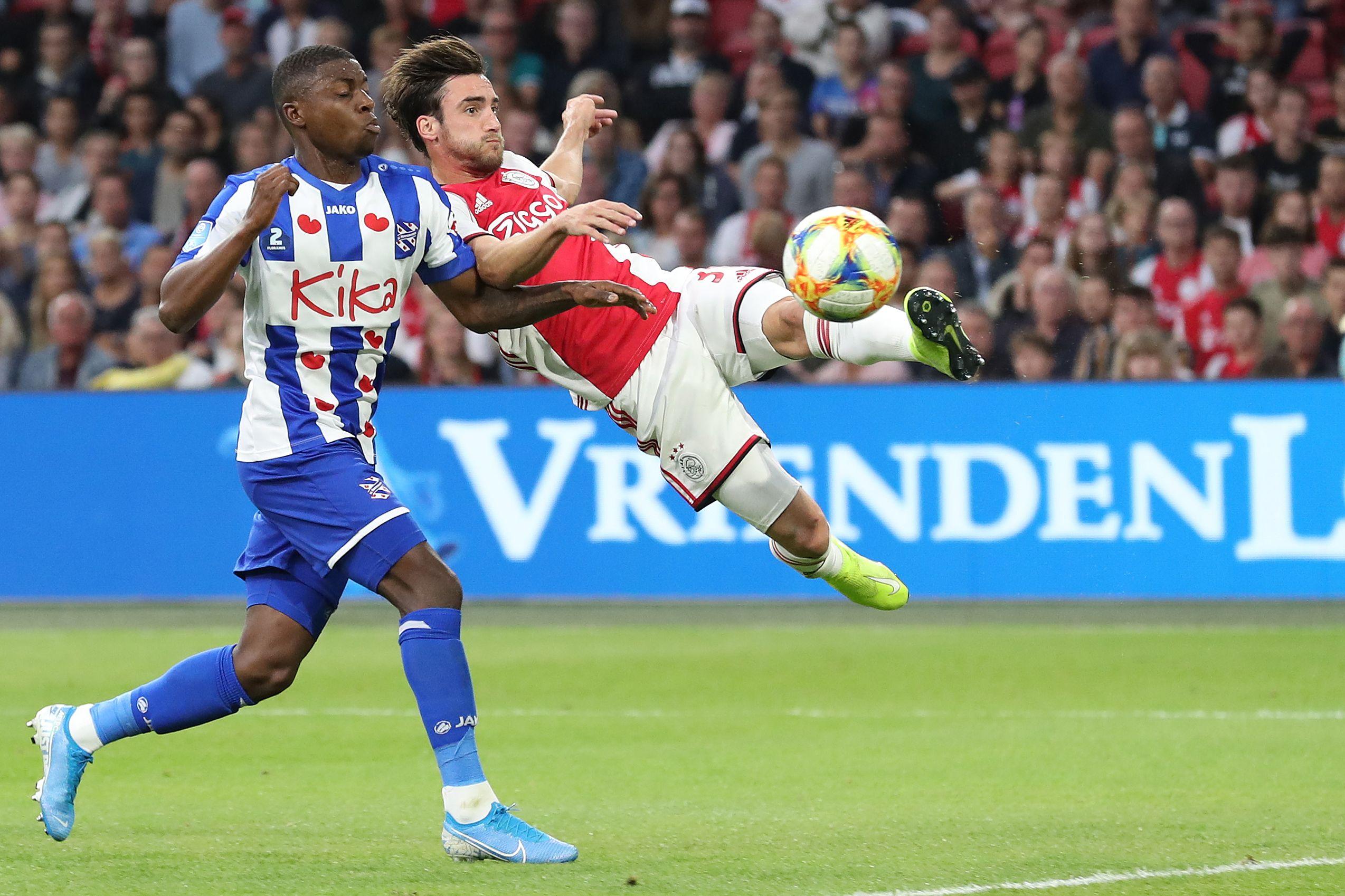 SC Heerenveen vs Ajax Amsterdam Prediction, Tips, Computer