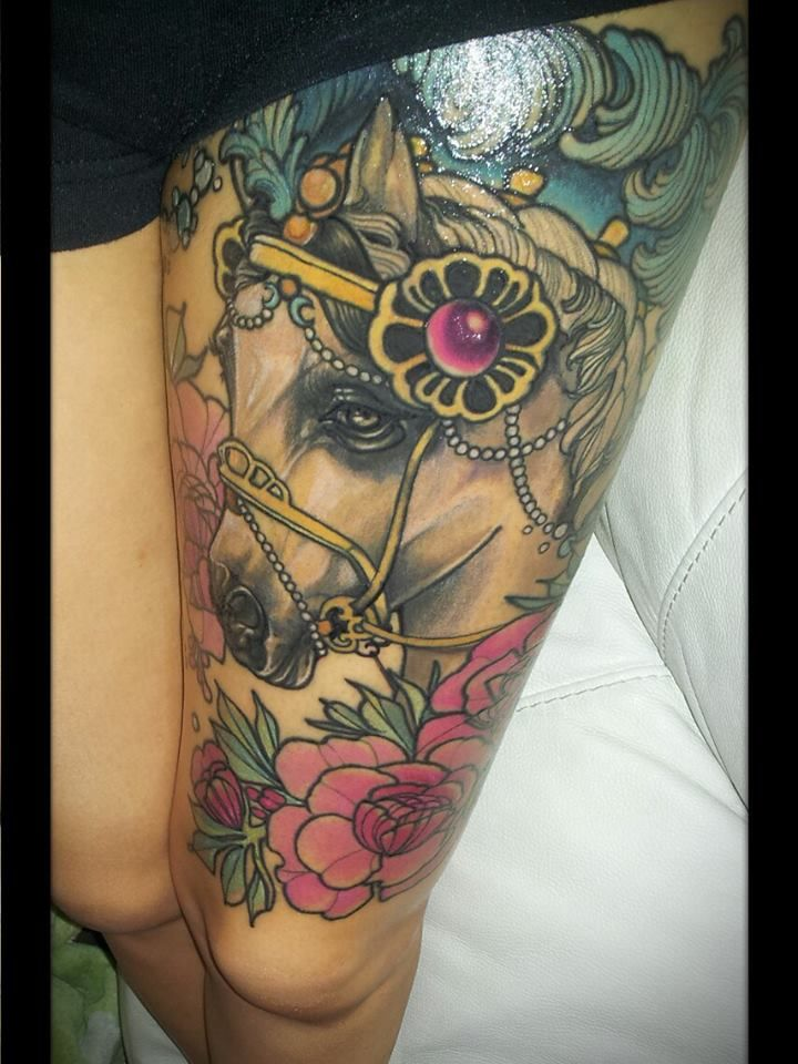 Done by may rushmer at freestyle tattoo canberra