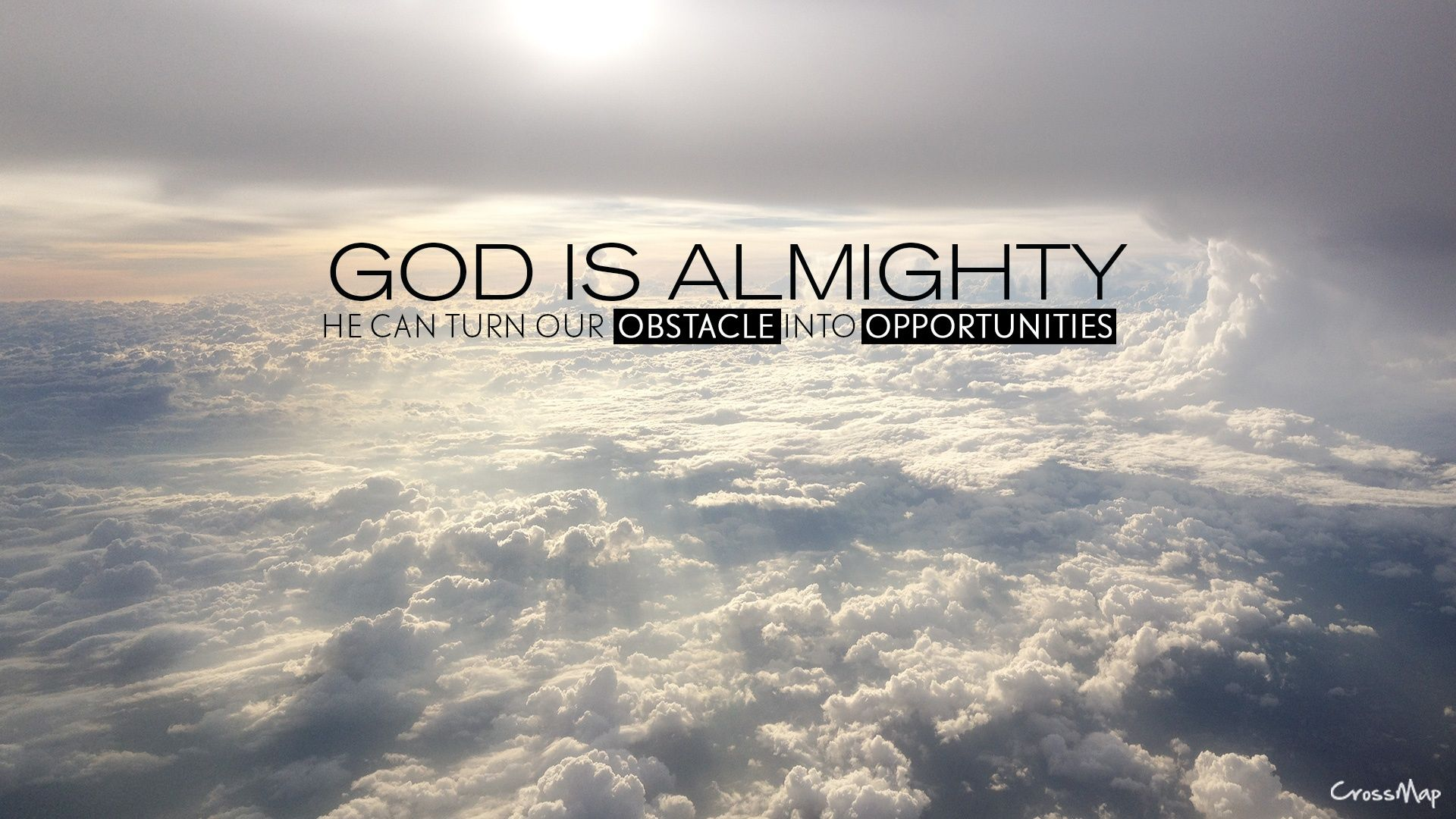 GOD is almighty | Christian Photographs | Crossmap Christian Backgrounds and Christian Wallpaper ...