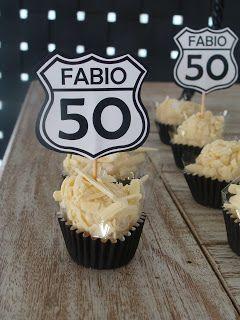 Festa 50 Anos Do Fabio Harley Davidson Festa De Aniversario De