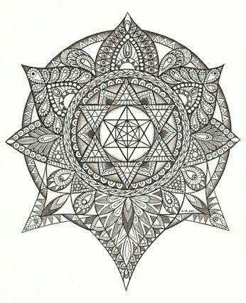 Sacred geometry ^^