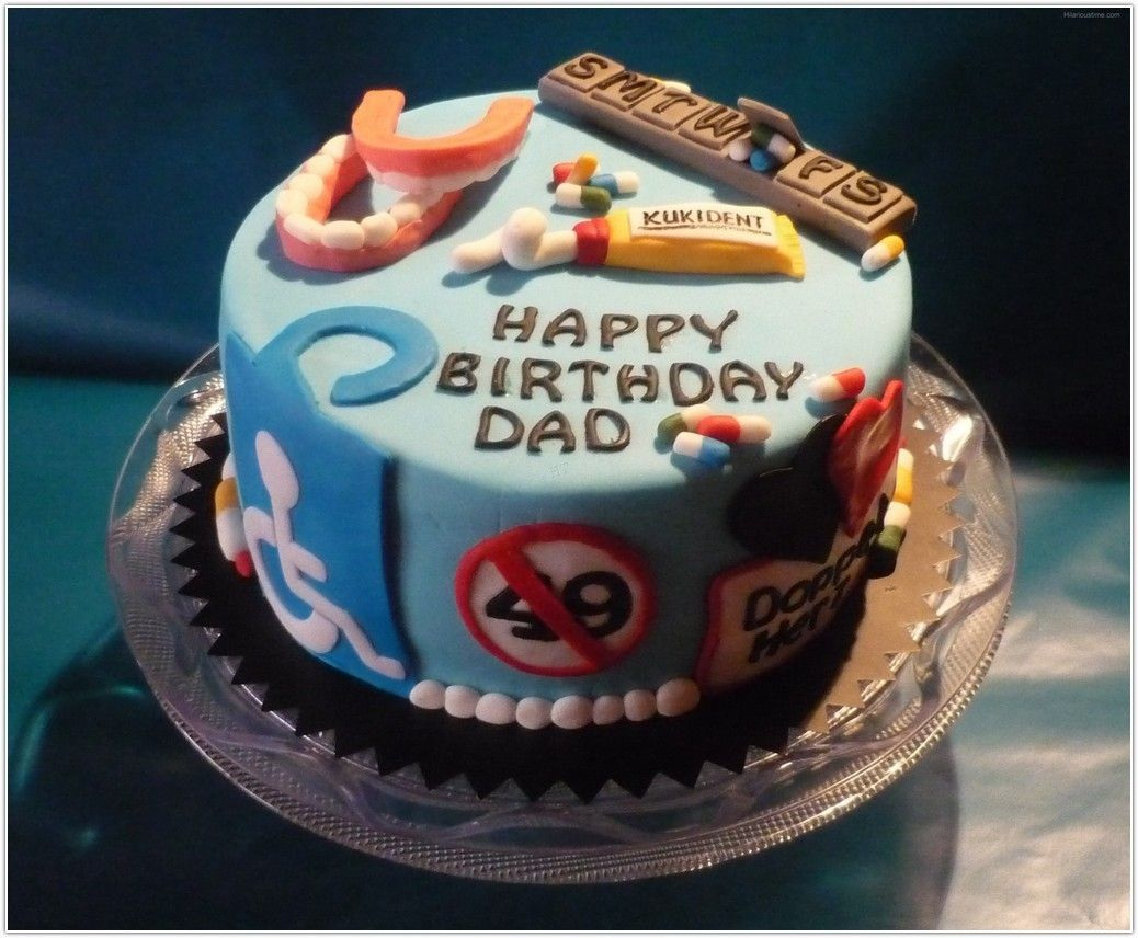 Funny Birthday Cake Ideas For Men Dad Funny Birthday Cakes