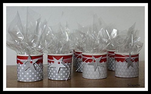 petits pots noel jpg boite de conserve pinterest conserve no l et de conserve. Black Bedroom Furniture Sets. Home Design Ideas
