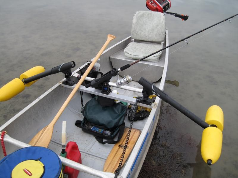 Kayak And Canoe Outriggers