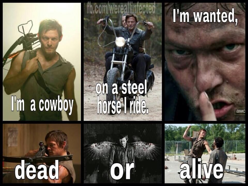 Pin by Stacy Taylor on DarylThe Walking Dead The