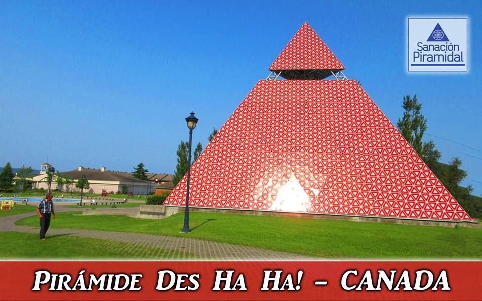 A Pirámide Fue Hecha Por Los Ciudadanos De La Baie Según Un