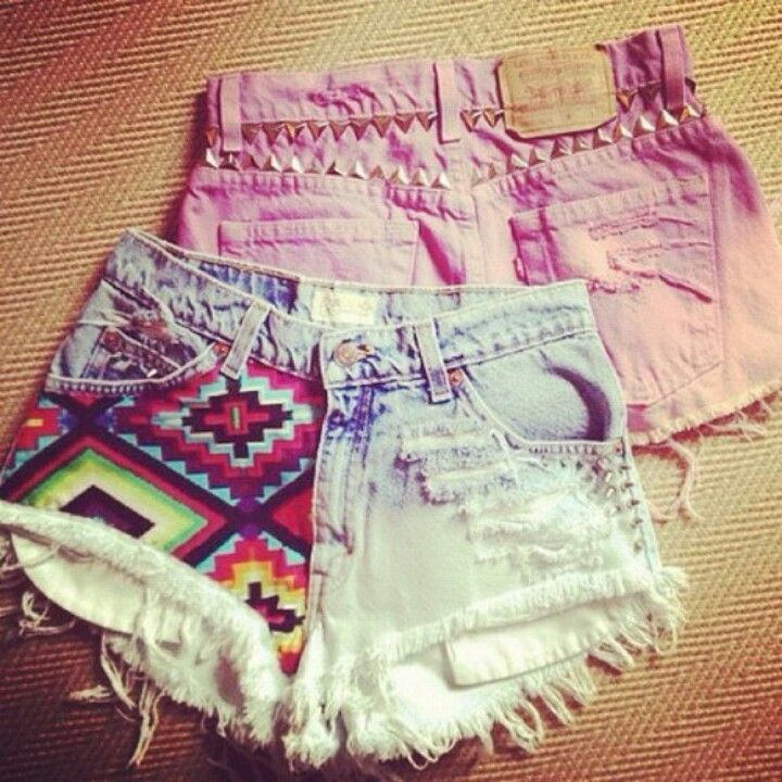 I want to have those awesome shorts!