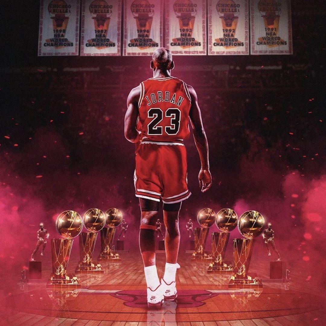 Michael Jordan Basketball On Instagram Jordan And His Six Rings Trivia Who Has In 2021 Michael Jordan Basketball Michael Jordan Wallpaper Iphone Michael Jordan Art