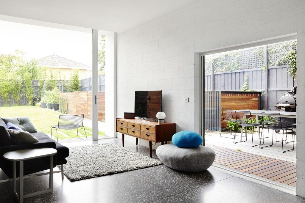 The THAT House Puts Double the Liveability Into Half the Size
