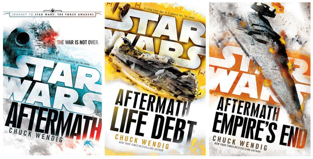 On The Comlink Where Should You Start Reading Star Wars Books