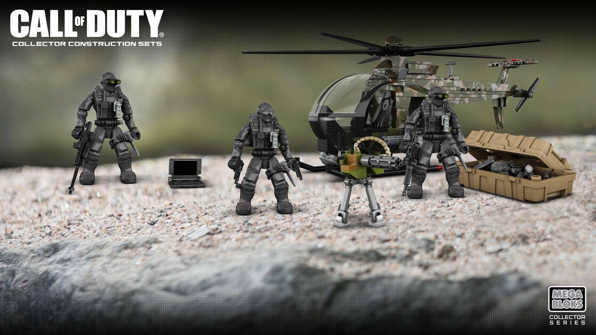Call Of Duty Customizer Mega Bloks Collectors Mega Blocks Mega Bloks Call Of Duty