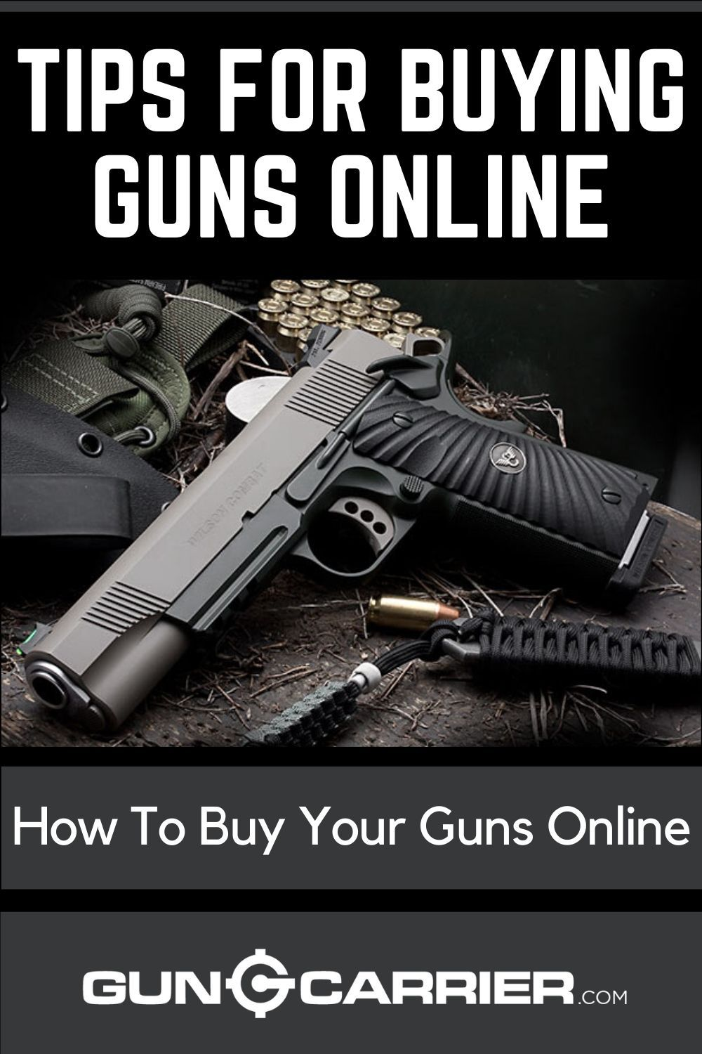 Tips for Buying Guns Online in 2020 Guns, Things to sell