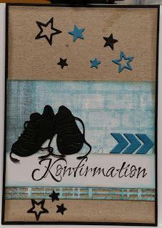 kortblogger: Konfirmations kort