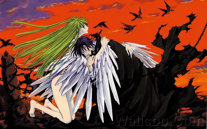 Code Geass Lelouch Of The Rebellion R2 Artbook Scans