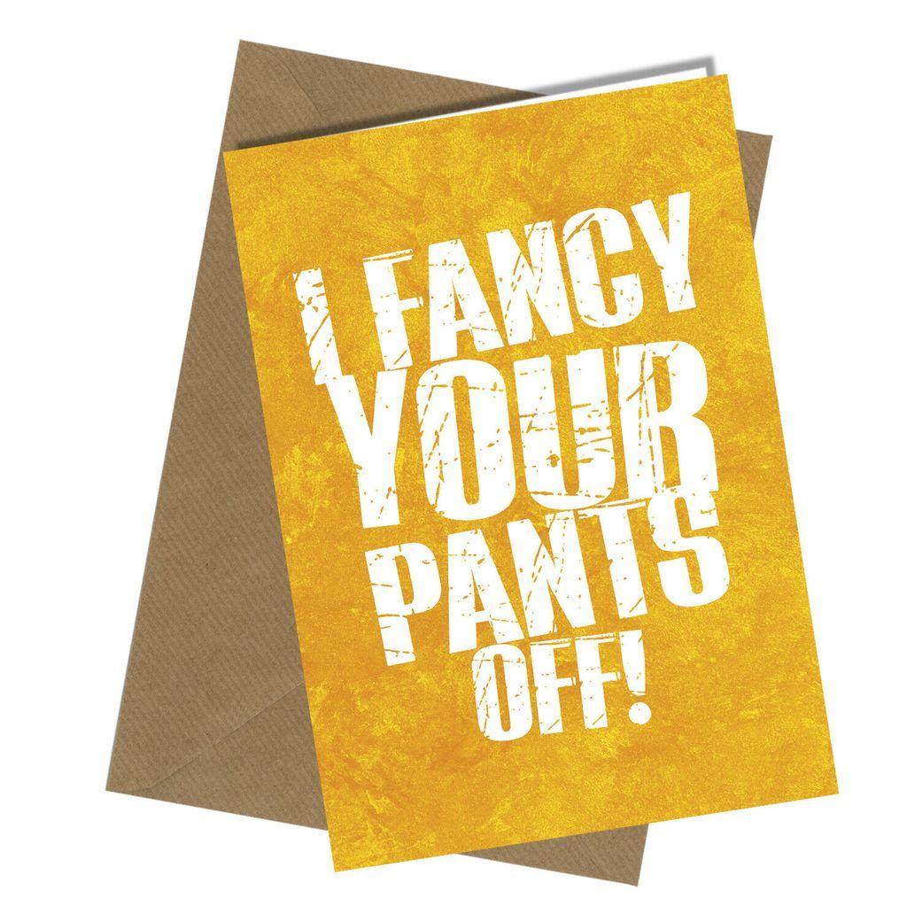 #1243 Pants Off