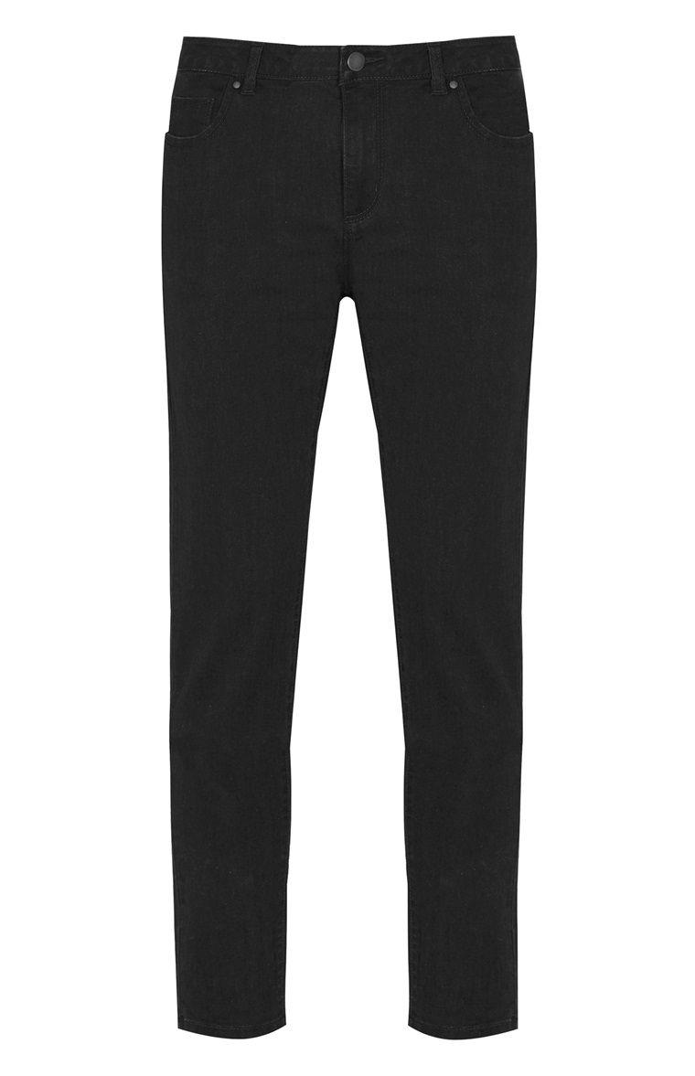 Primark - Black Skinny Pencil Jeans