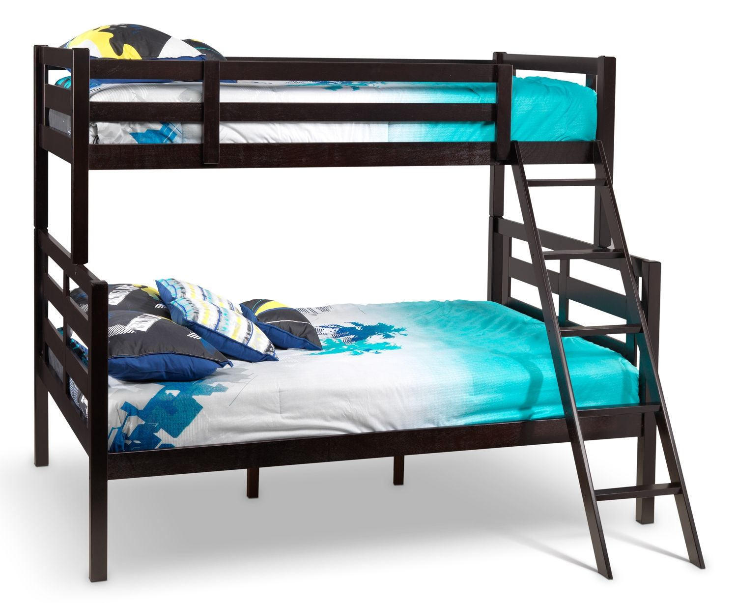 Best Charlie Ii Kids Furniture Collection Leon S Bunk Bed 400 x 300
