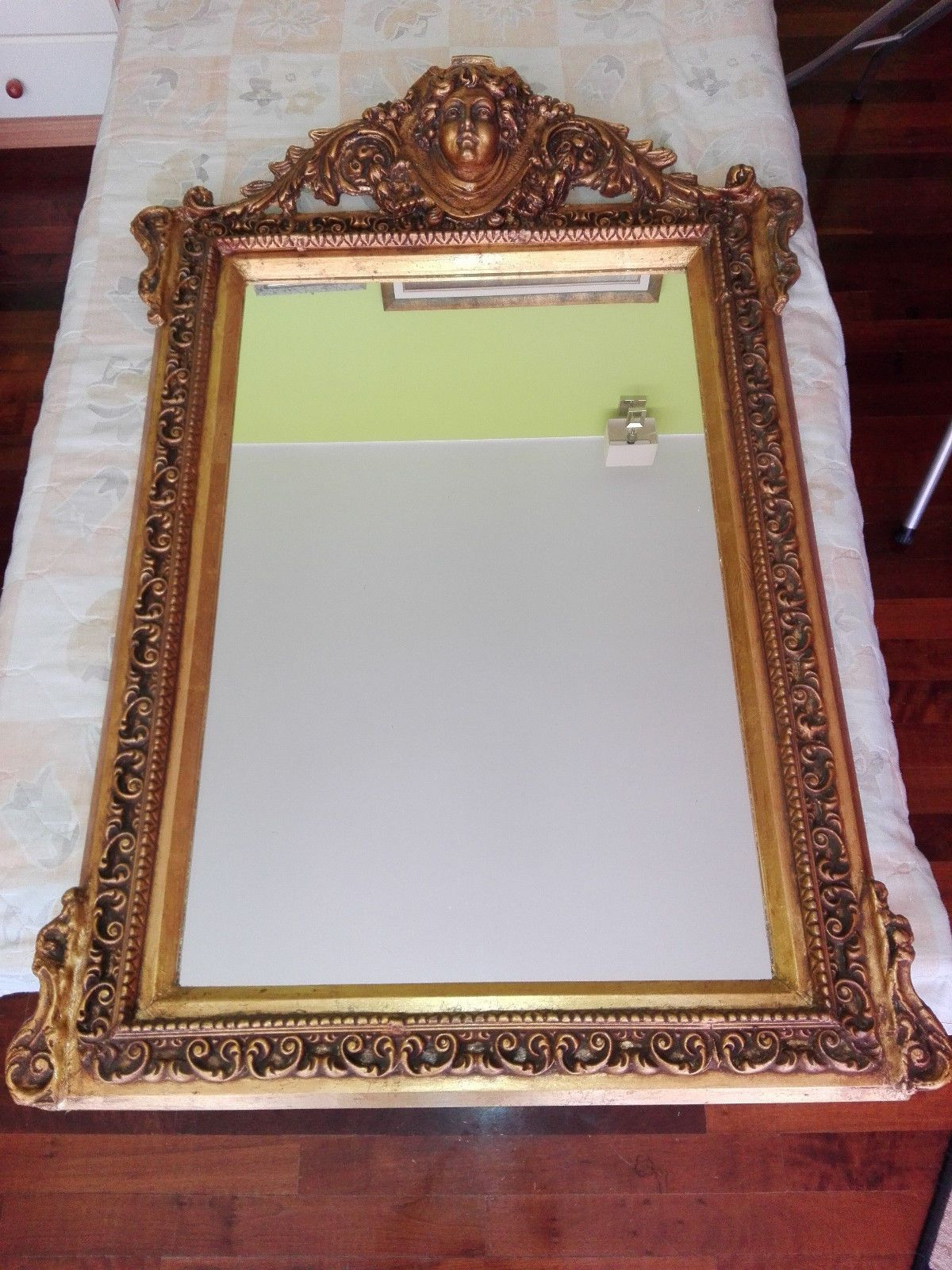 Mirror Wooden Frame Designs