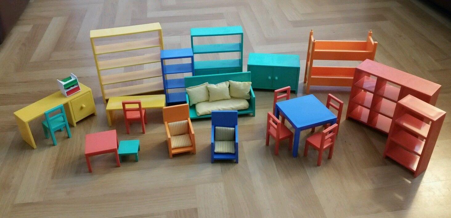 ikea lillabo dollshouse blythe. Ikea Lillabo Dollshouse Blythe. Large Collection Modern Plastic Dolls  House Furniture - Shelves Beds Blythe B