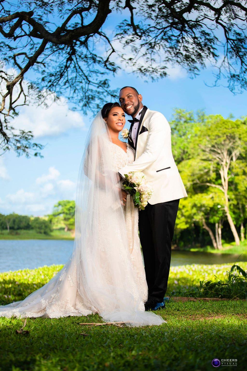 Kern & Benesia's Festive Wedding in Trinidad & Tobago ...