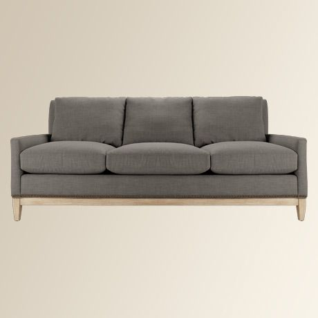 Incroyable Dante Sofa In Slate From Arhaus