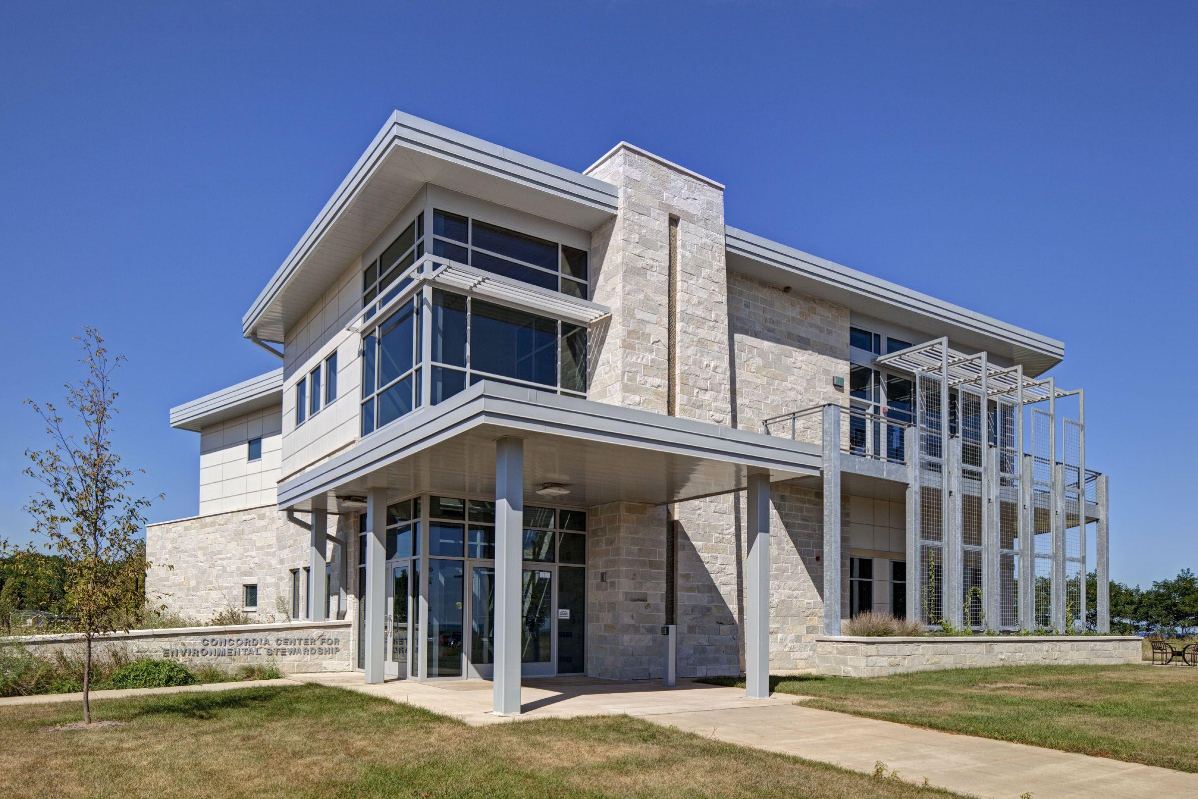 Concordia center for environmental stewardship