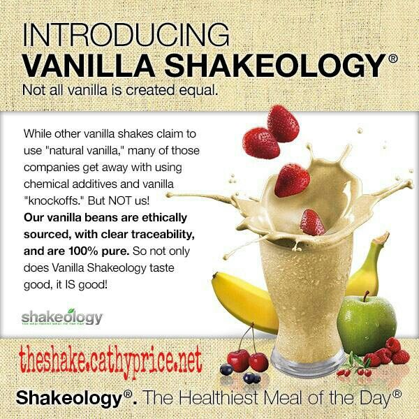 #VanillaShakeology now available! #healthbenefits #nutrition #wholefoods #nothingcompares