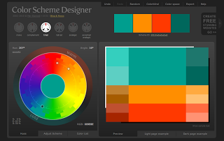 Automated Color Palette Selector Really Helps When Trying To Decide Color Combinations With Images Color Schemes Color Schemes Design Color Harmony,Painting An Accent Wall